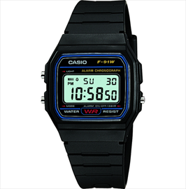 Casio Classic Unisex Chronograph Wrist Watch