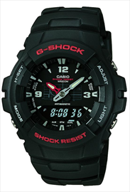 Casio G-Shock Black Men