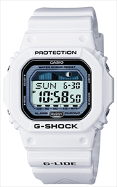Casio G-Shock G-Lide White Men