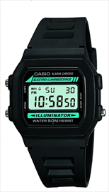 Casio Retro Digital Wrist Watch