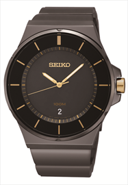 Seiko Ion Plated Men