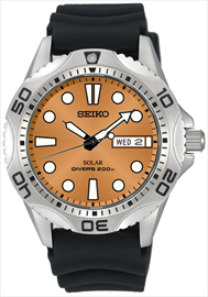 Seiko Solar Powered Men