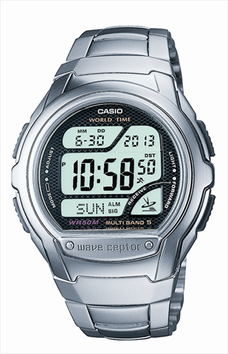 Casio Wave Ceptor Men