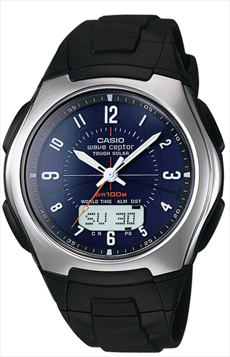 Casio Wave Ceptor Solar Men